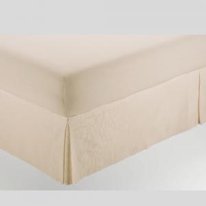 Cubrecanapes con Velcro Crema
