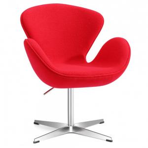 Sillón Diseño Sw Rojo